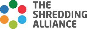 The Shredding Alliance Logo